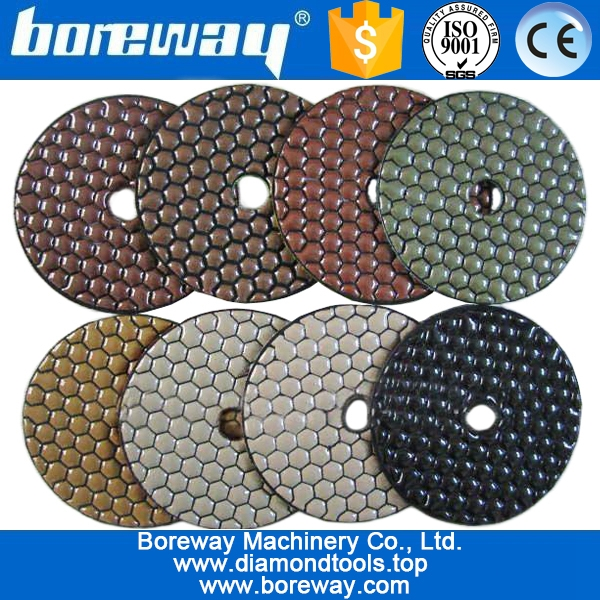 dry pads, angle grinder buffing pad, buffing pads for angle grinder,