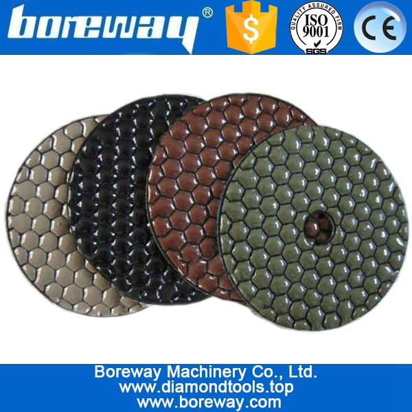 Dry Pads Angle Grinder Buffing Pad Buffing Pads For