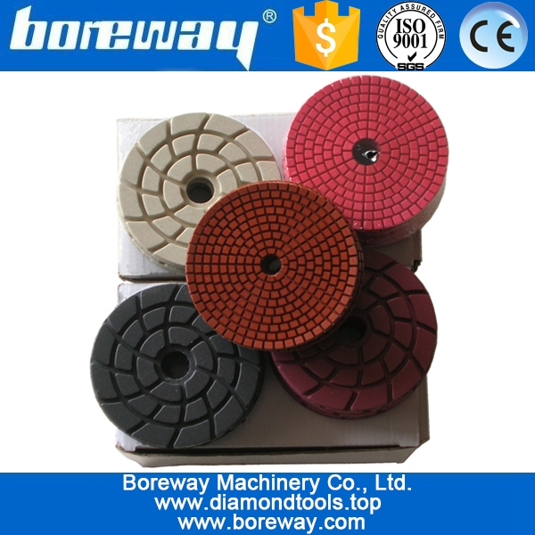 Floor tile polisher buffer