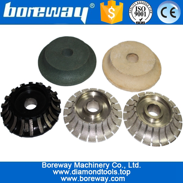 Silicon Carbide Grinding Discs Grinder For Metal 2 Inch