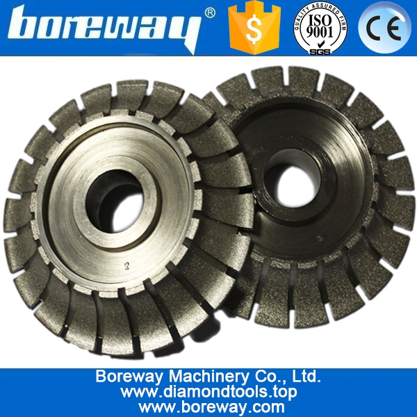 Nylon Abrasive Wheel Pedestal Grinding Wheels Abrasives